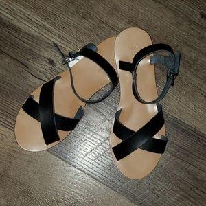 J. Crew Sandals (NWOT)